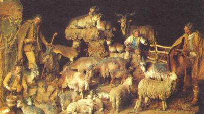 Il Cantico dei Pastori