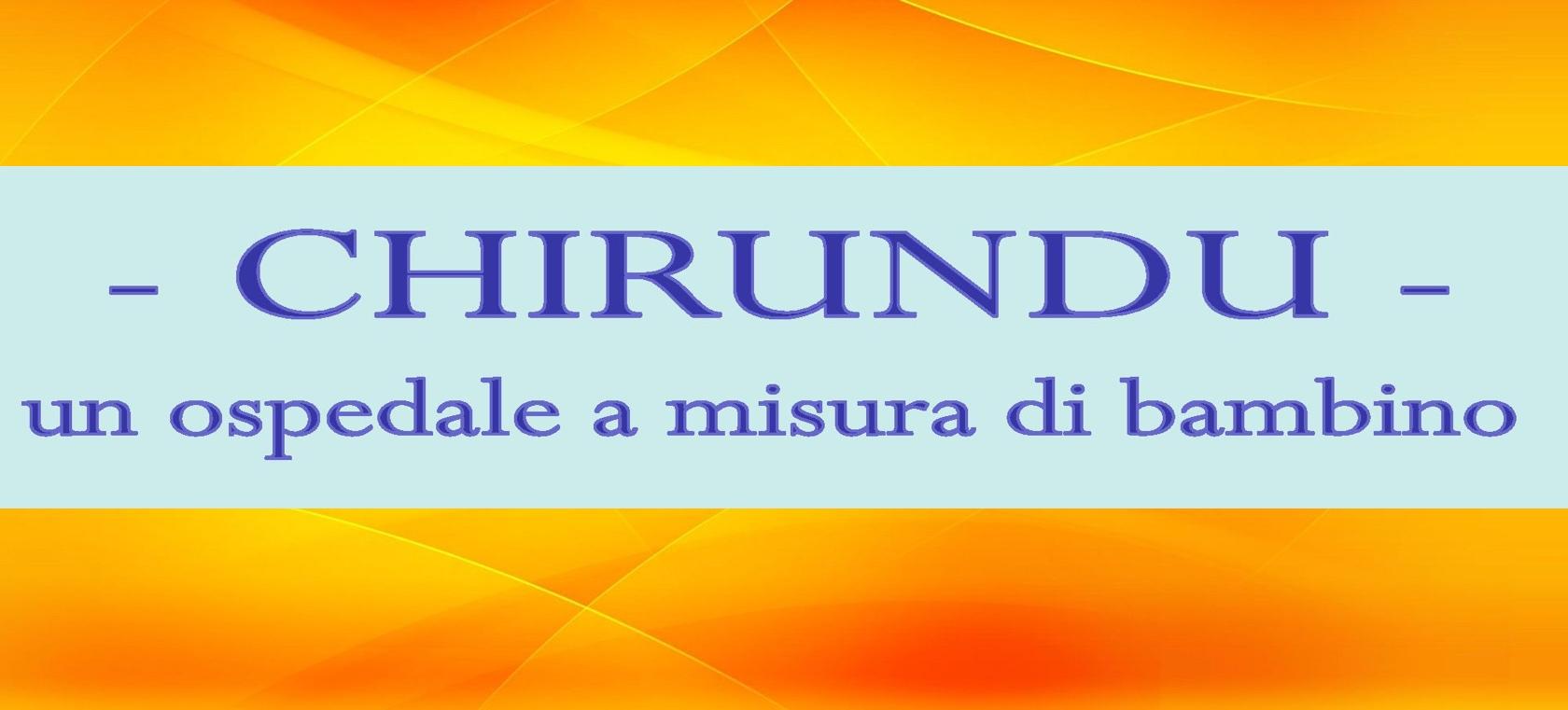 Chirundu – ospedale a misura di bambino